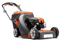 Husqvarna Lawn mower with collection