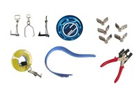 Spare parts measuring tapes