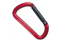 Carabiner without security