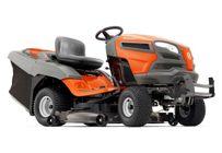 Husqvarna Garden Tractor with grass catcher