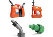 Flüssigkeits- und Brennstoffkrüge