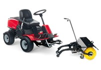 Front mower accessories