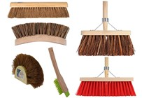 Brushes, Brooms & Stoffers