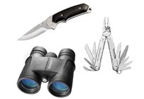 Knives Multitools & Binoculars