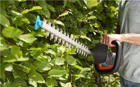 Elektrische & accu-heggenscharen