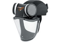 JSP Powercap Volgelaat Masker