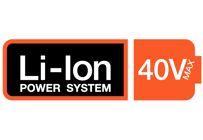 Li-40 Batterie-Gartengeräte