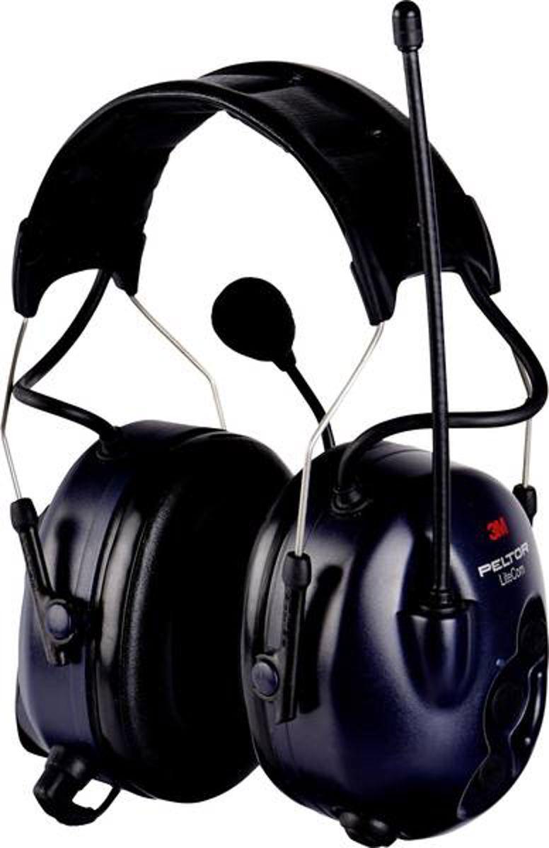3m peltor litecom 446 mhz hoofdband