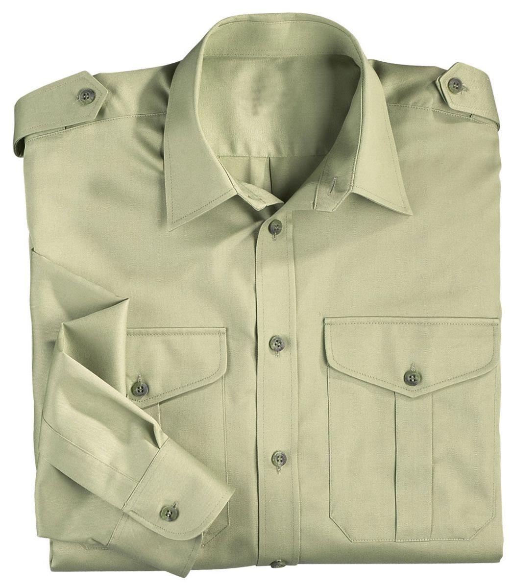 Skogen dienst overhemd lange mouw - 39