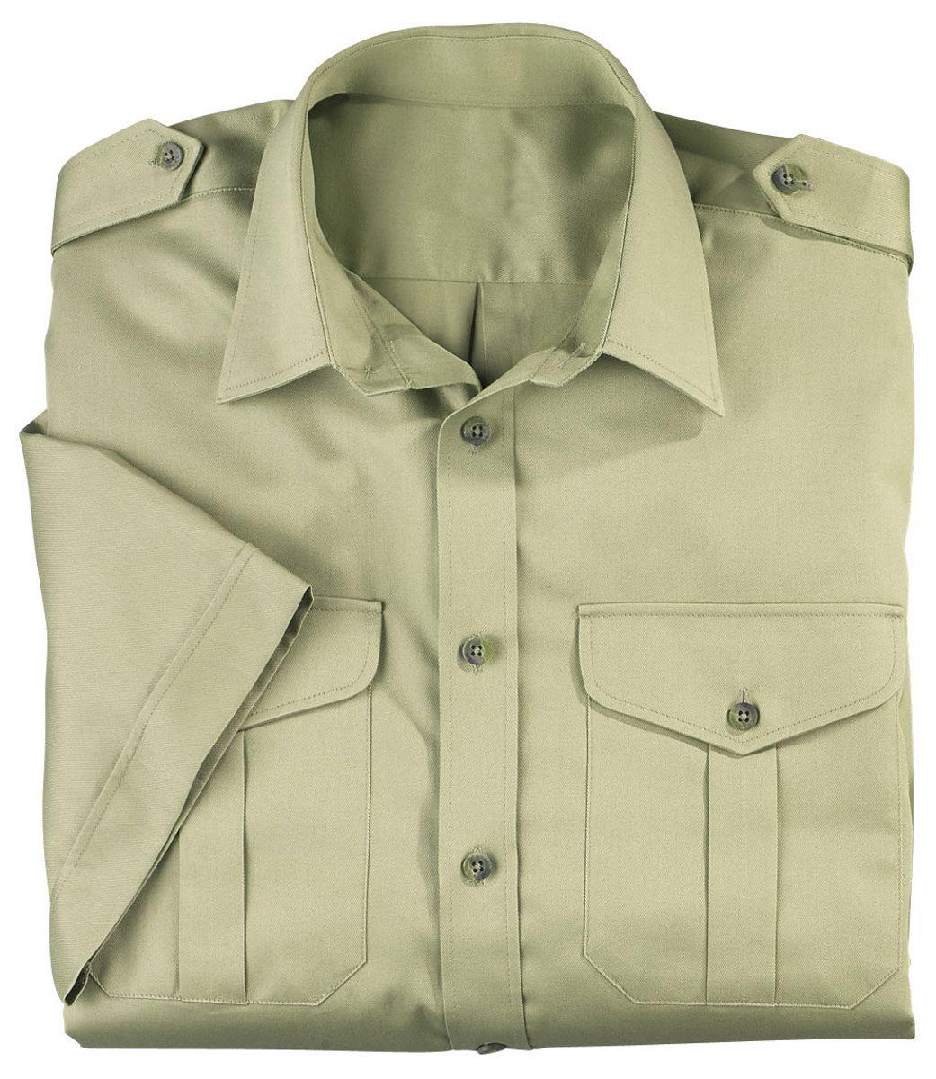 Skogen dienst overhemd korte mouw - 39