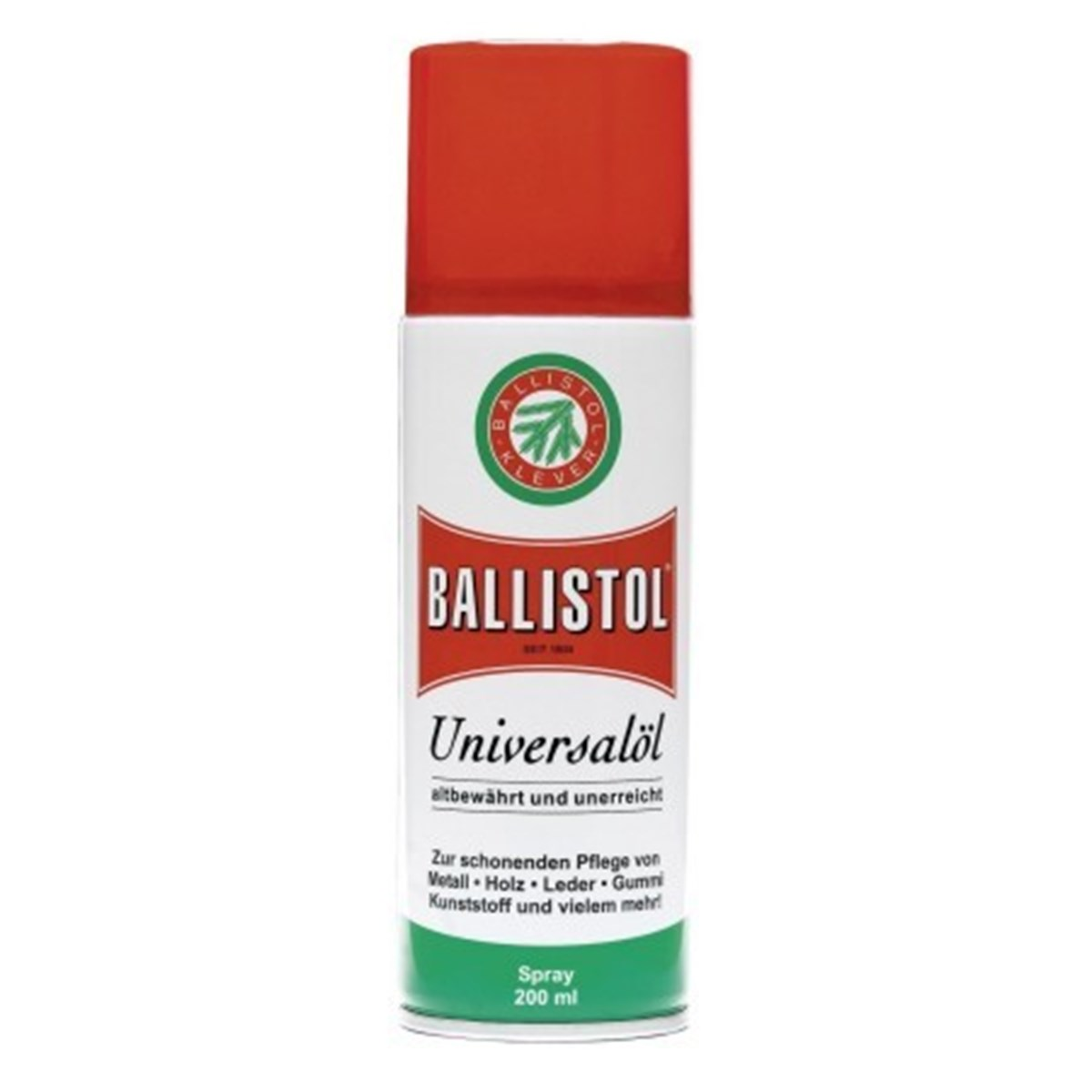 Ballistol universal olie spray 200 ml