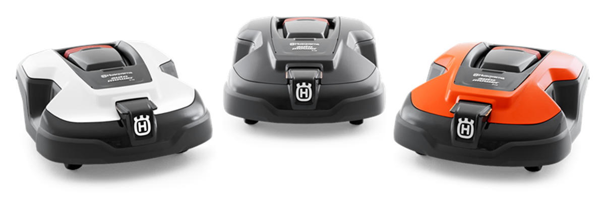 Automower originele behuizing grijs-550
