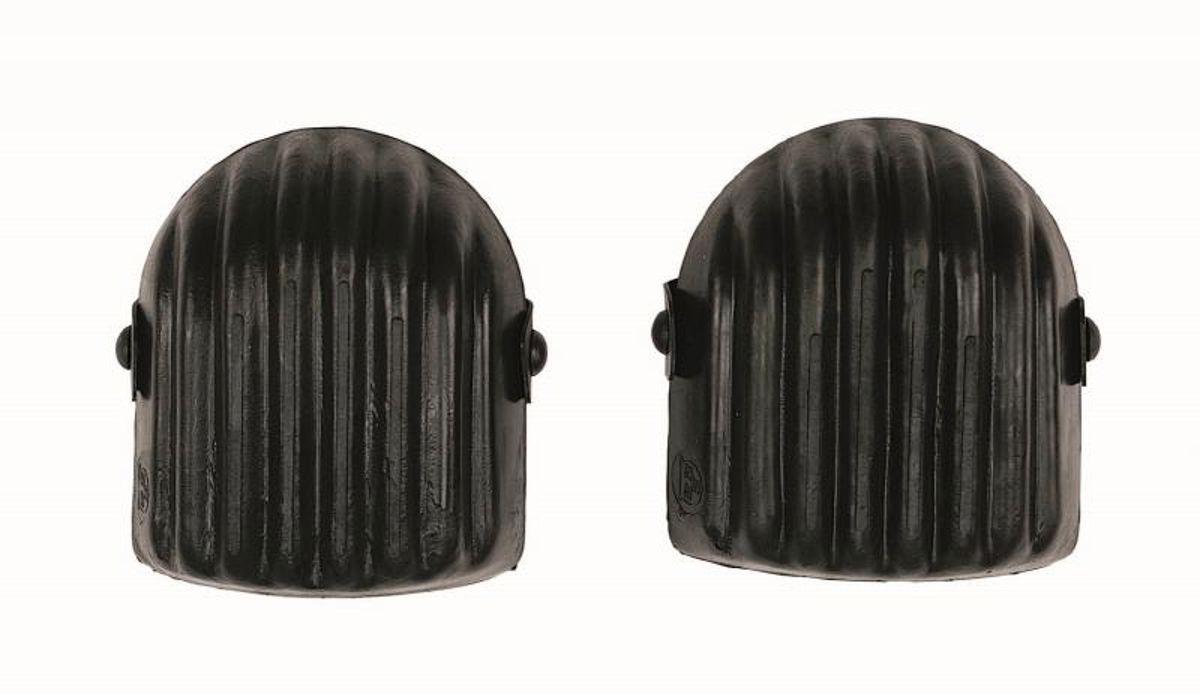 Berdal kniebeschermer rond rubber