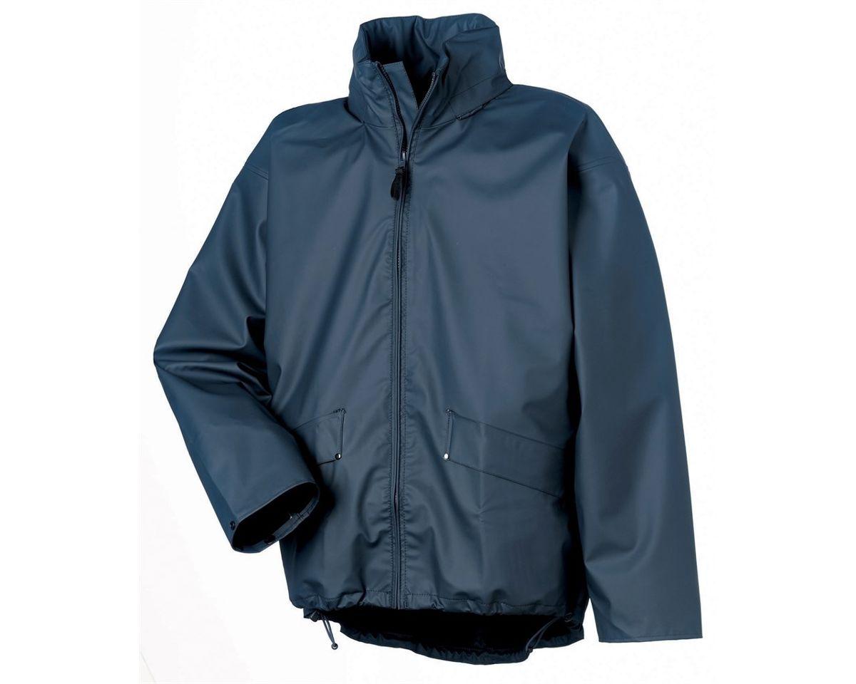 Helly hansen vos regen jacket blauw l
