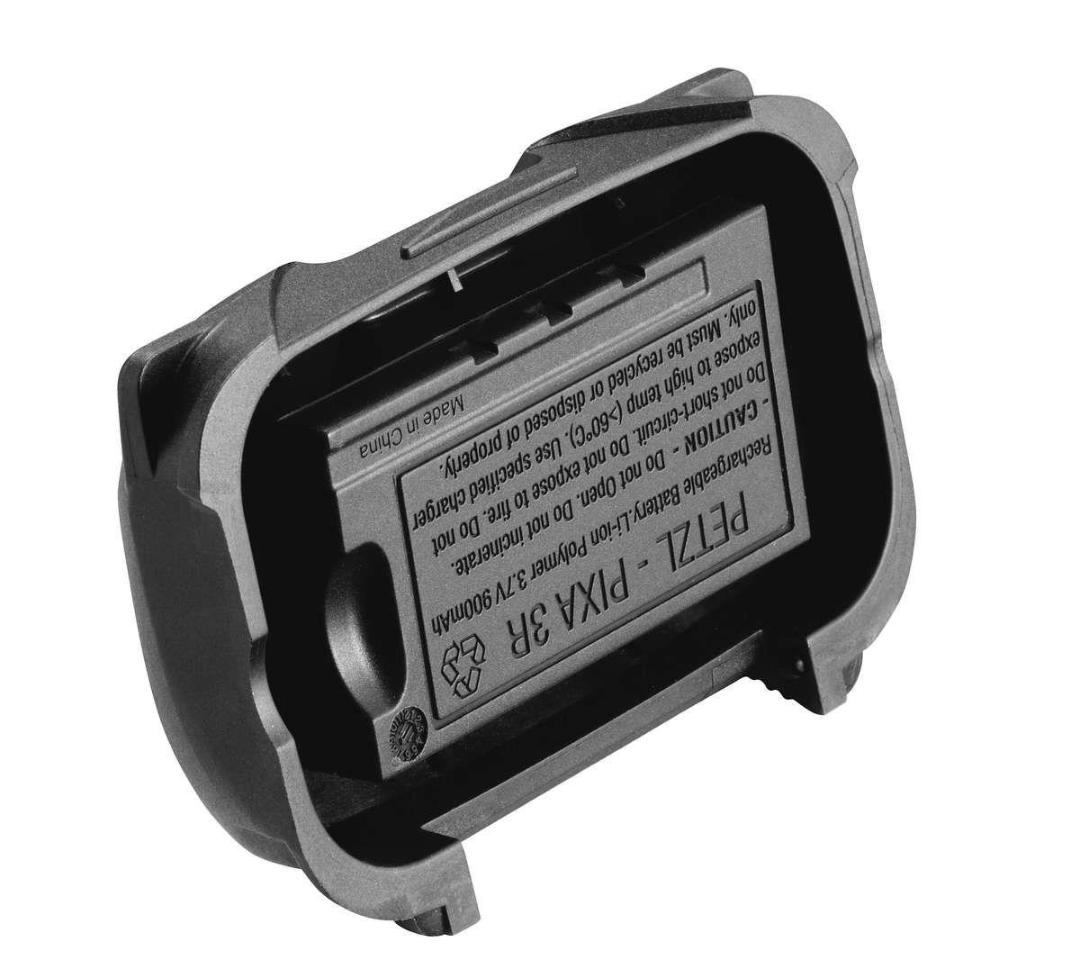 Petzl oplaadbare batterij pixa 3r
