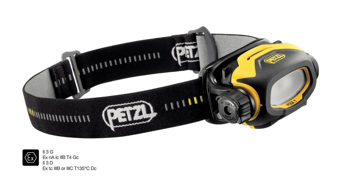 Petzl pixa 1 hoofdlamp 60 lumen