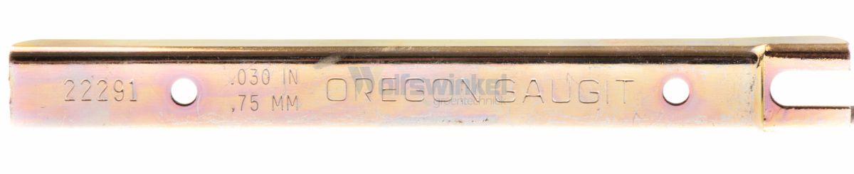 Oregon dieptestelmaat 0.75 mm