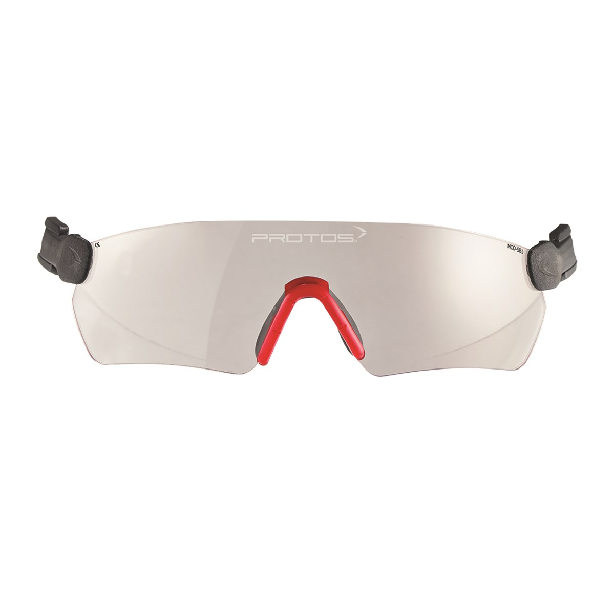 Protos inzet veiligheidsbril transparant