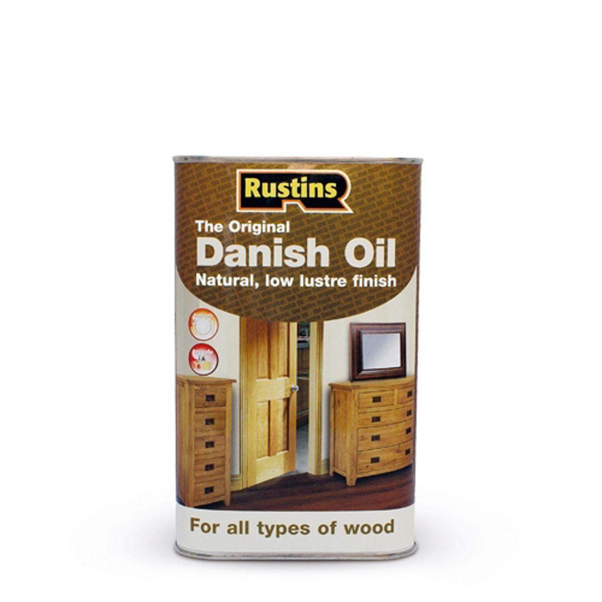 Rustin's danish oil 5 liter