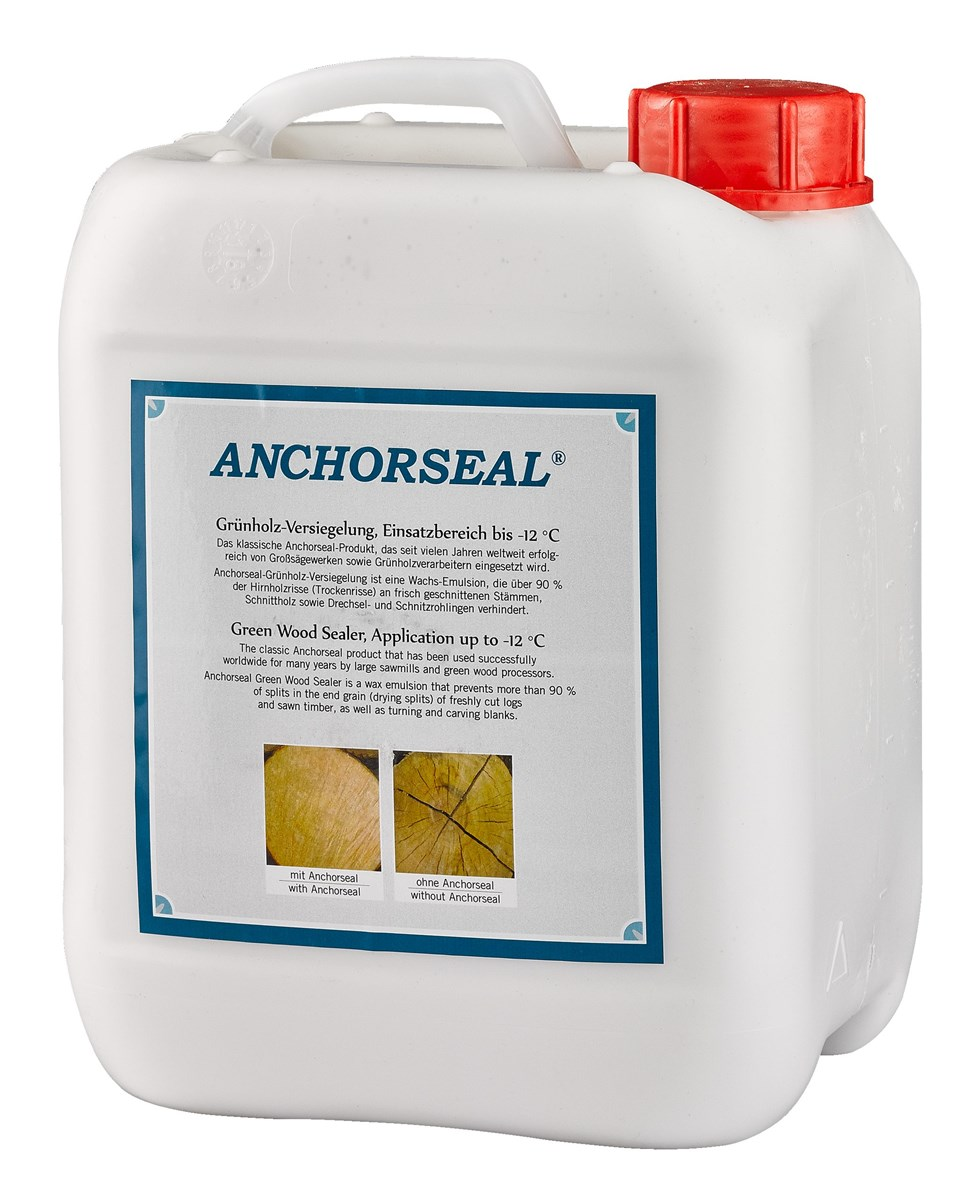 Anchorseal 5l hout uitdroogwax tot -12°c