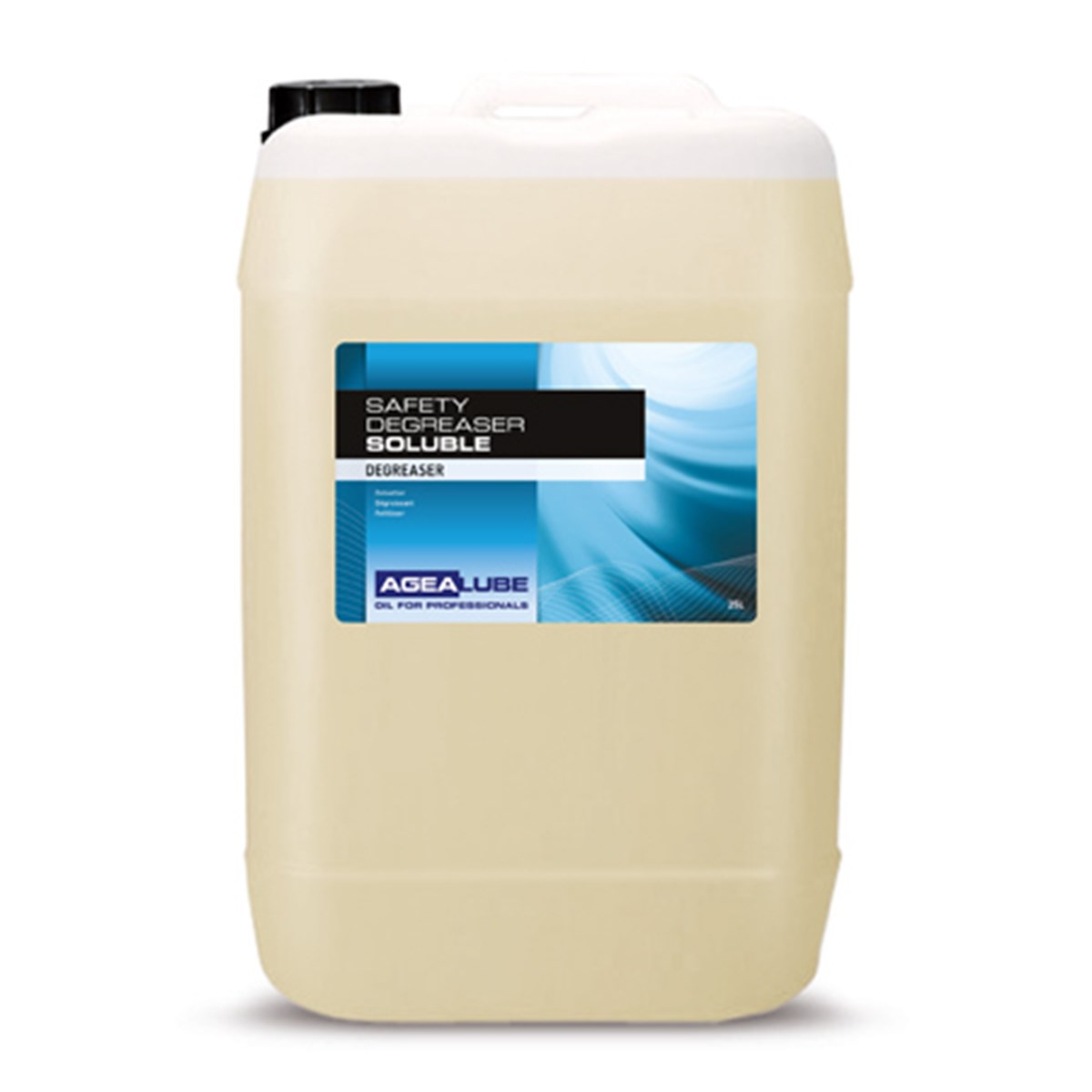 Agealube safety degreaser soluble 25l