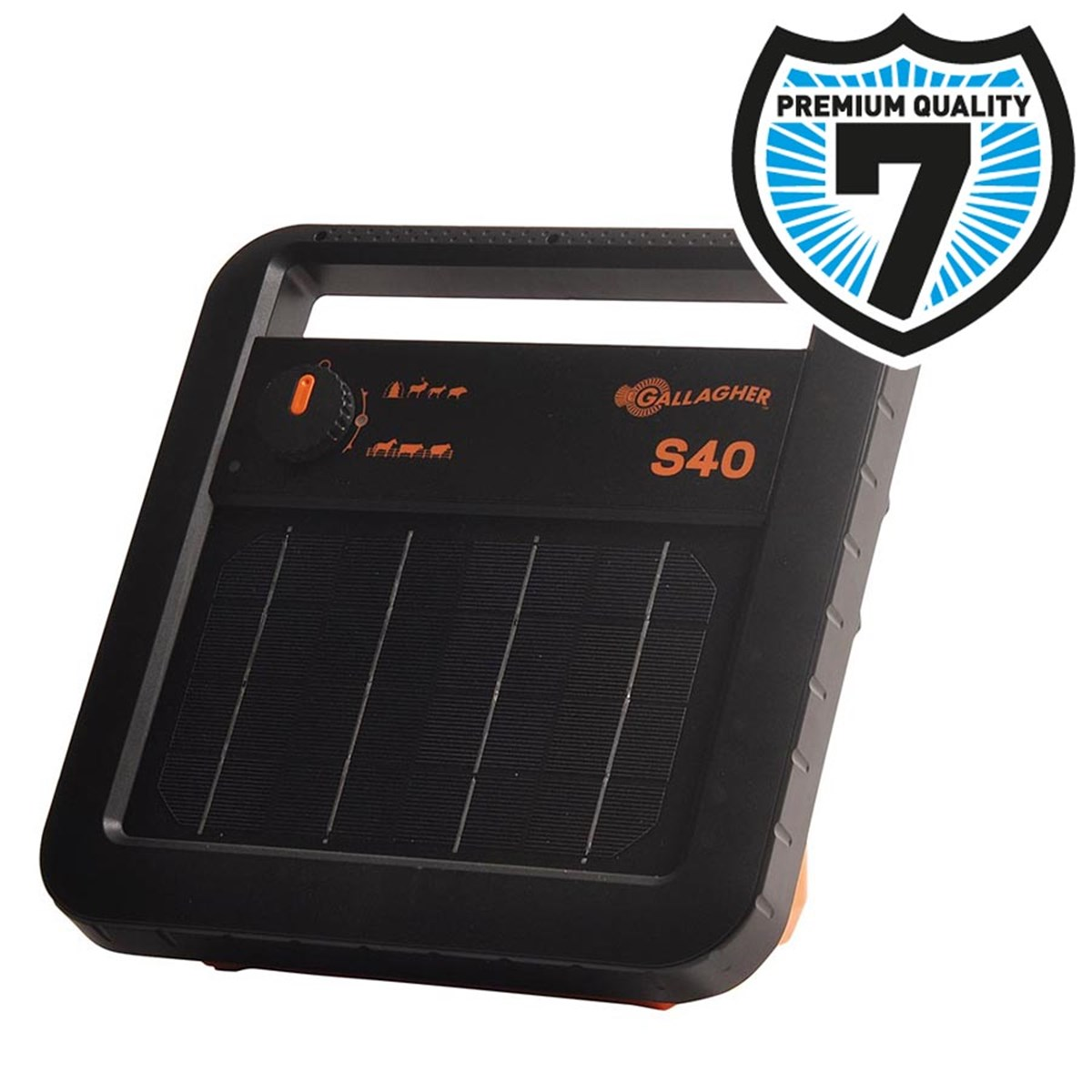 Gallagher s40 inclusief batterij (6v - 0