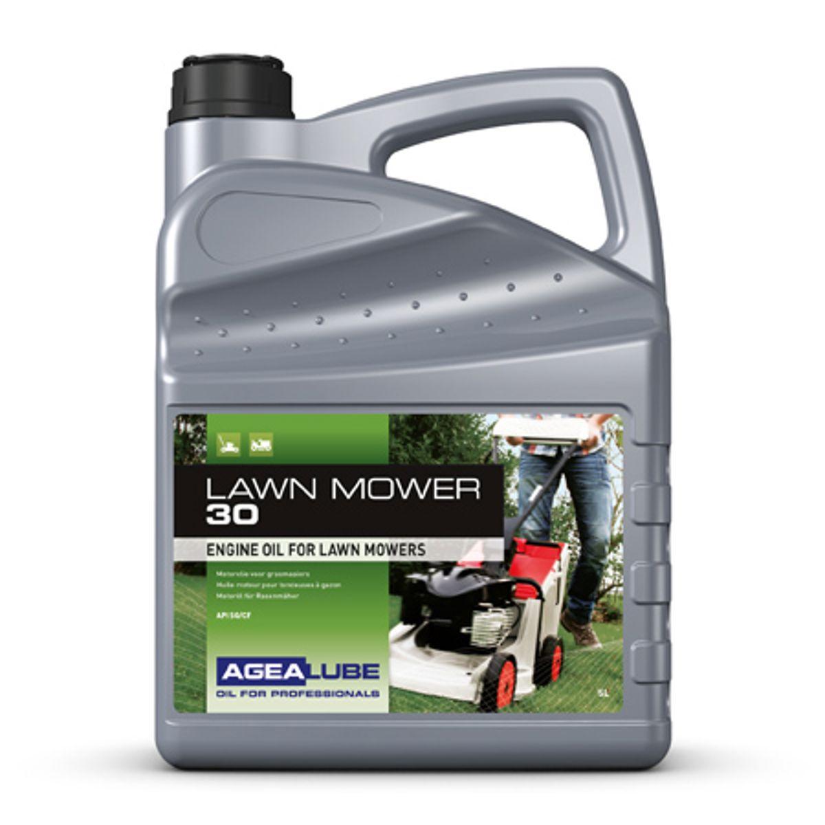 Agealube lawn mower 30 motorolie 5l