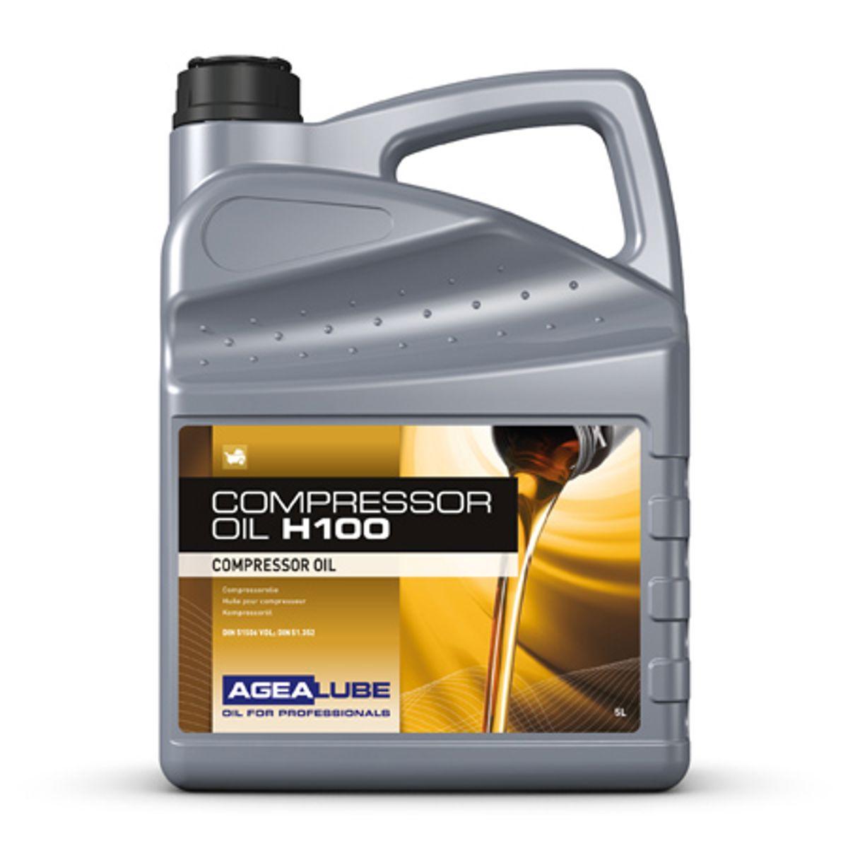 Agealube compressor olie h 100 5l