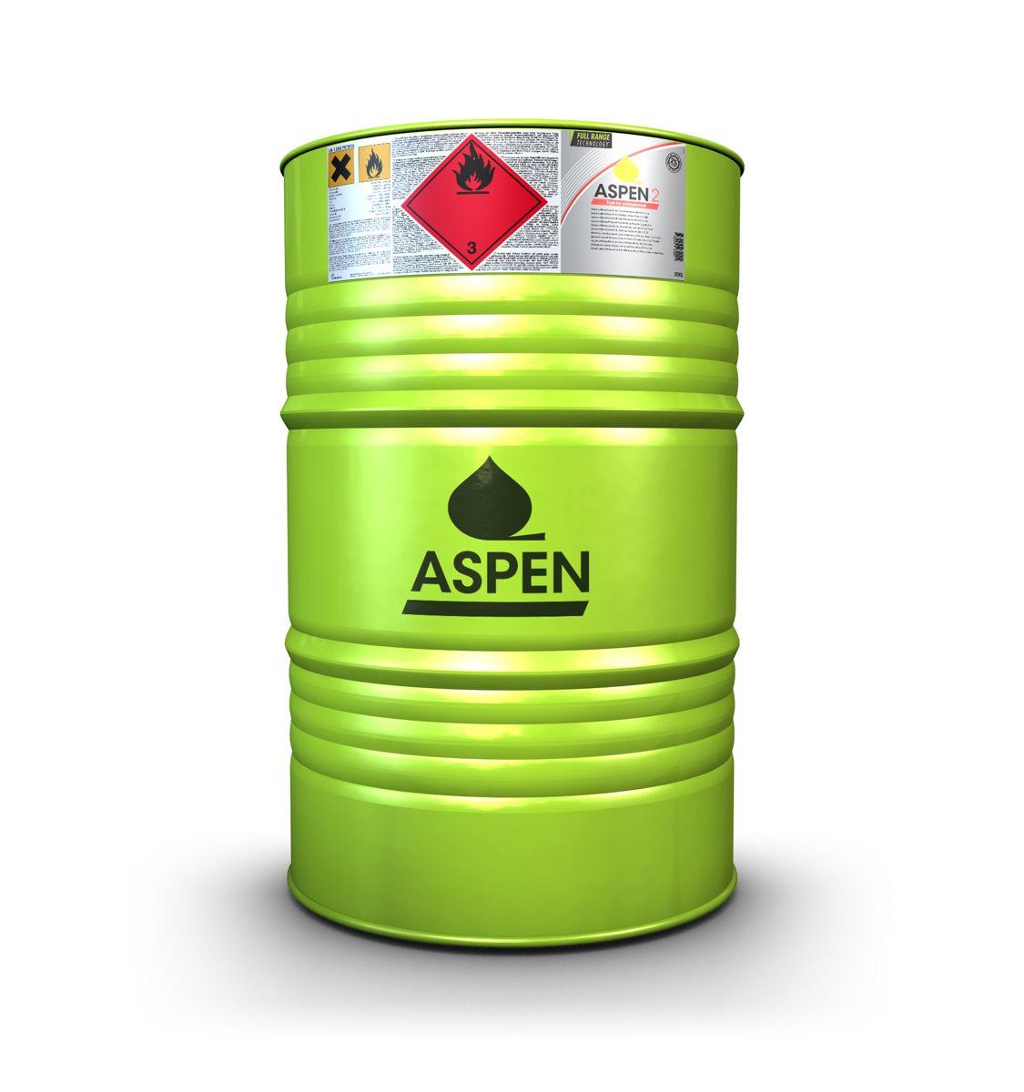Aspen frt brandstof vat 200 liter