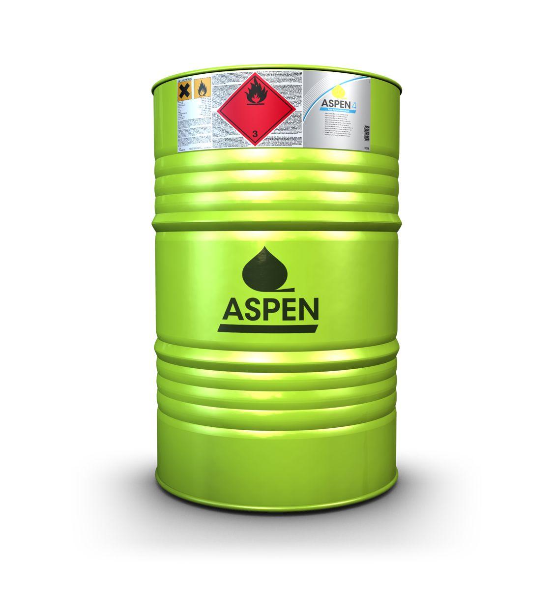 Aspen 4-takt brandstof 200 lt