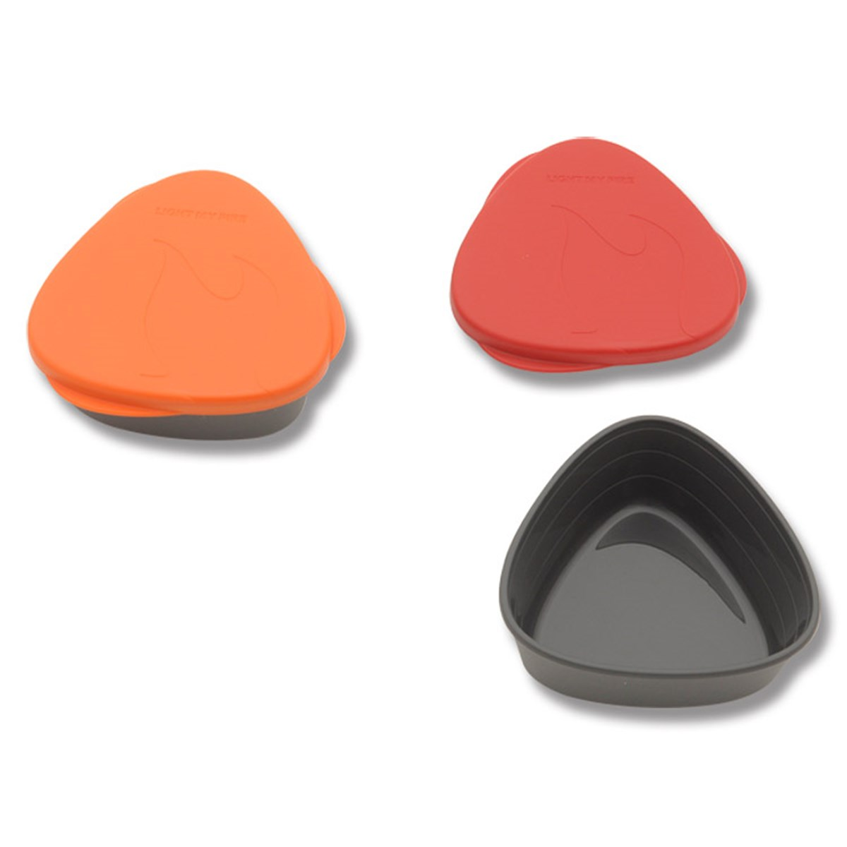 Lmf snapbox red/orange