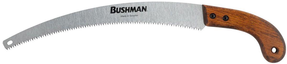 Bushman pistool snoeizaag houten handvat