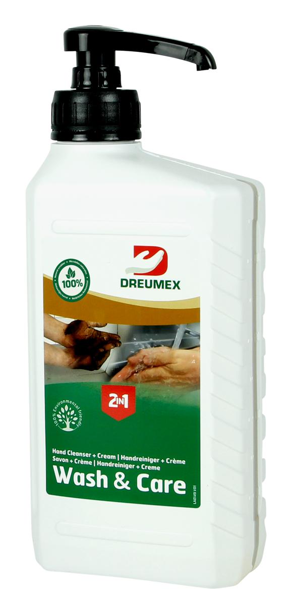 Dreumex wash&care handreiniger 1l spuit