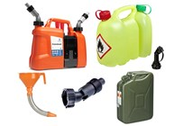 Fuel Cannen & Accessories