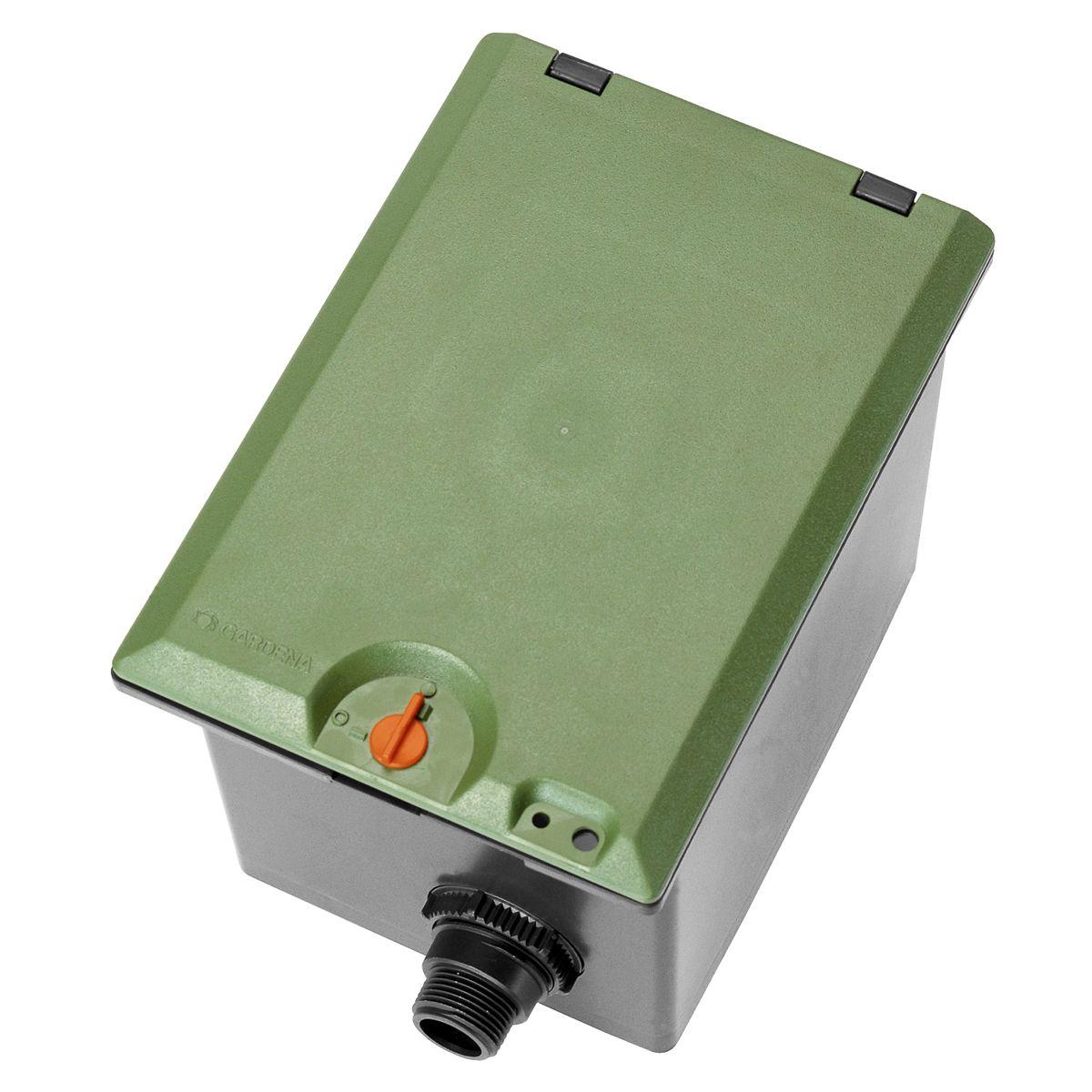 Gardena box voor bewatering motor 1 stuk