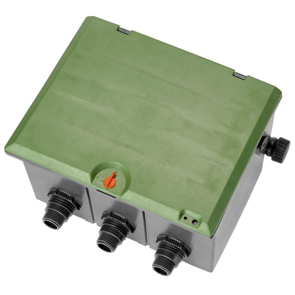 Gardena box voor bewatering motor 3 stuk