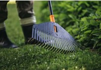 Fiskars Leaf and grass rake