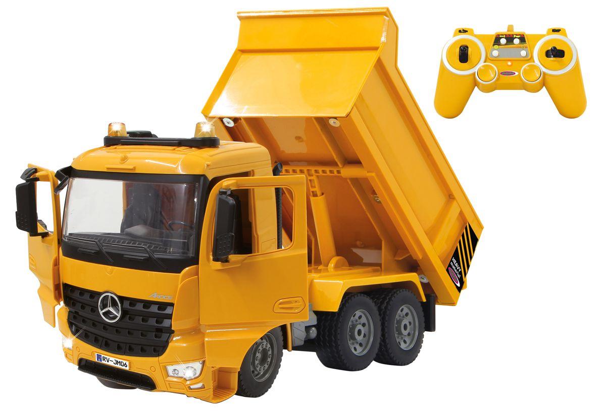Jamara mercedes arocs kiepwagen2,4ghz 1: