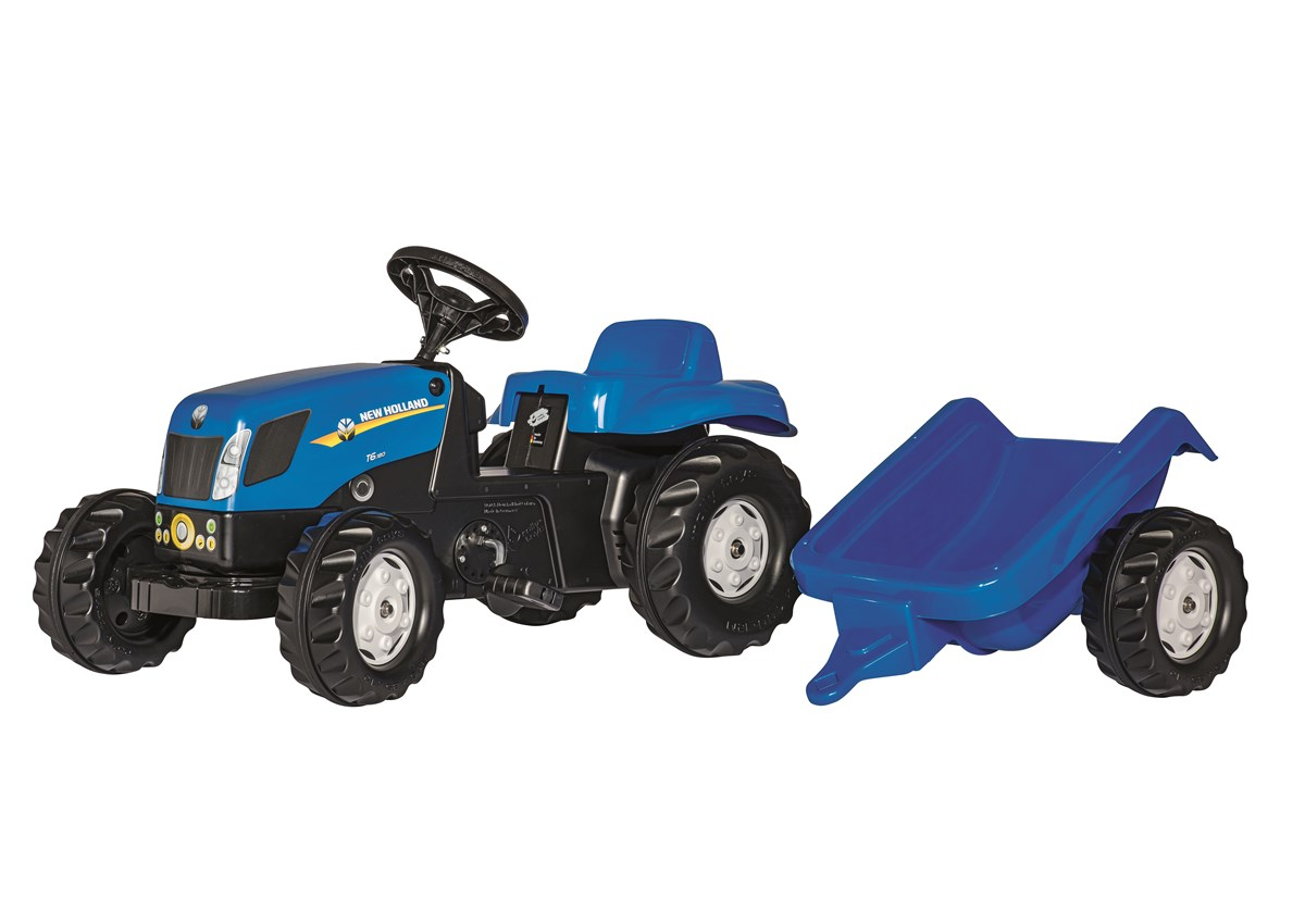 Rolly toys rollykid new holland tvt 190