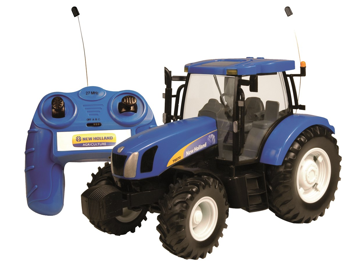 Britains new holland t6070 (rc) 1:16
