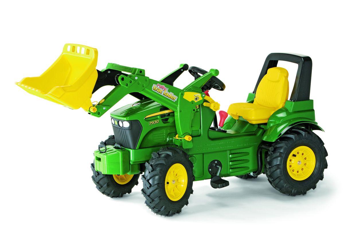 Rolly toys rollyfarmtrac jd 7930 +lucht-