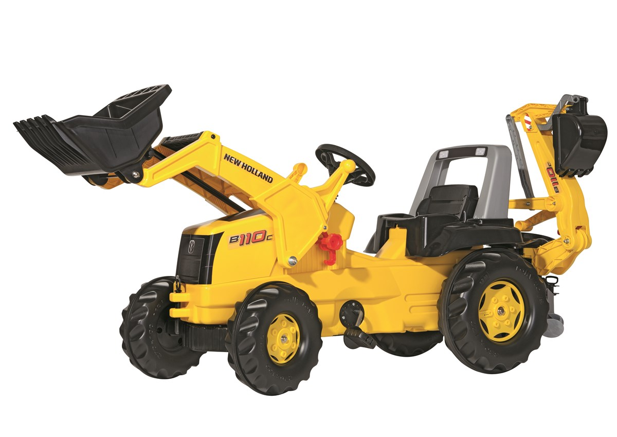 Rolly toys rollyjunior new holland const