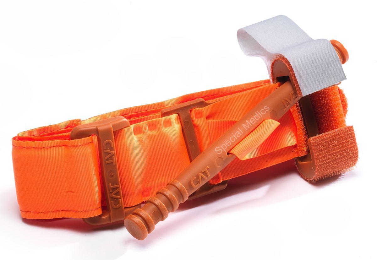 C-a-t tourniquet gen 7 rescue oranje