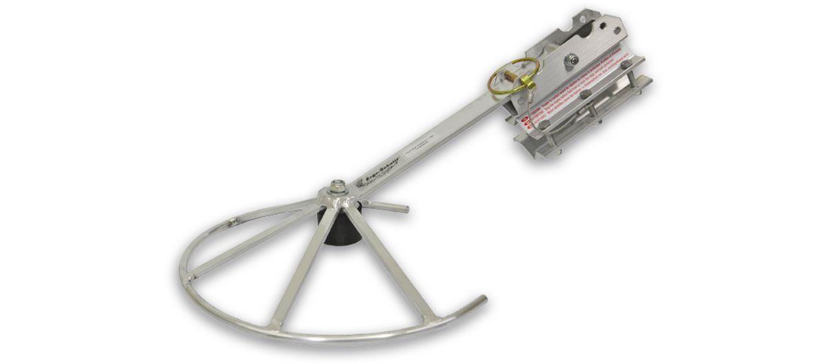 Afstandhouder bosmaaier opklapbaar 420mm