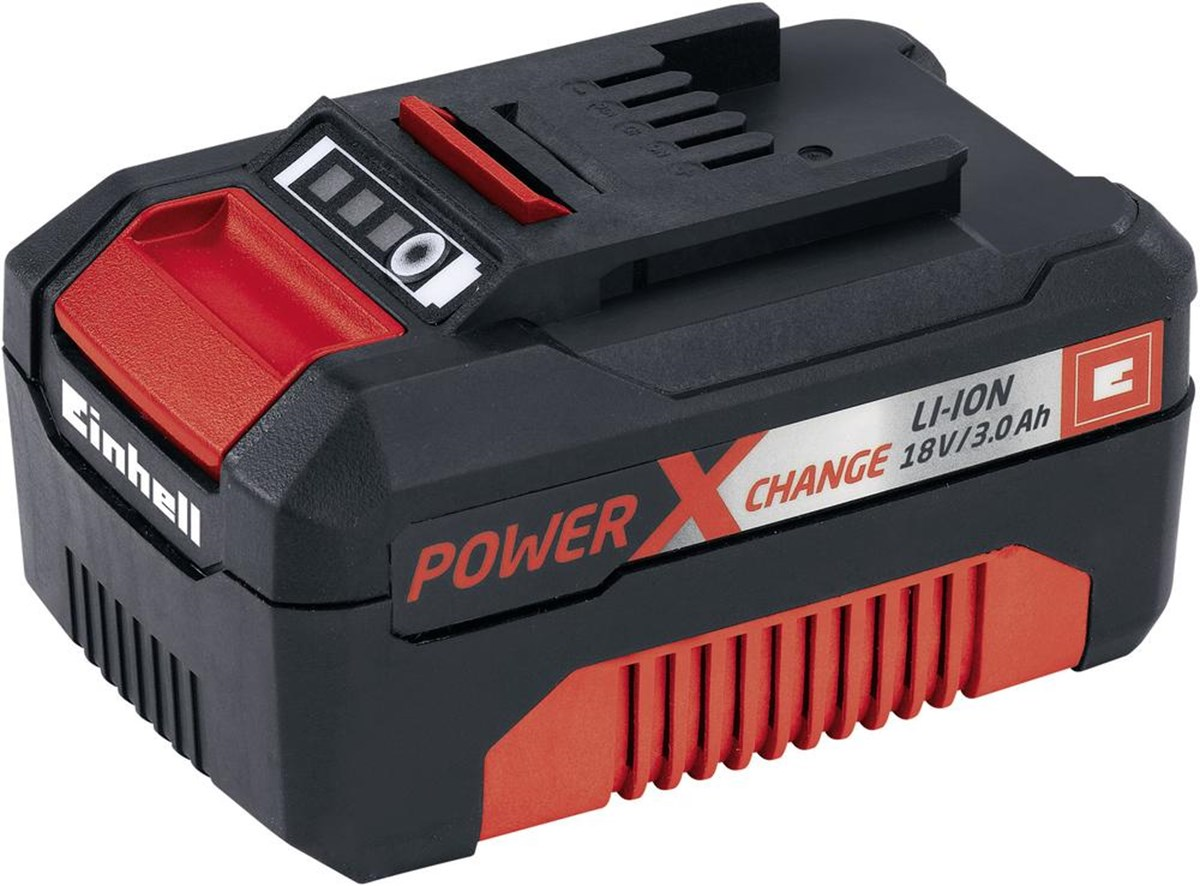 Einhell 18v power-x-change 4ah accu