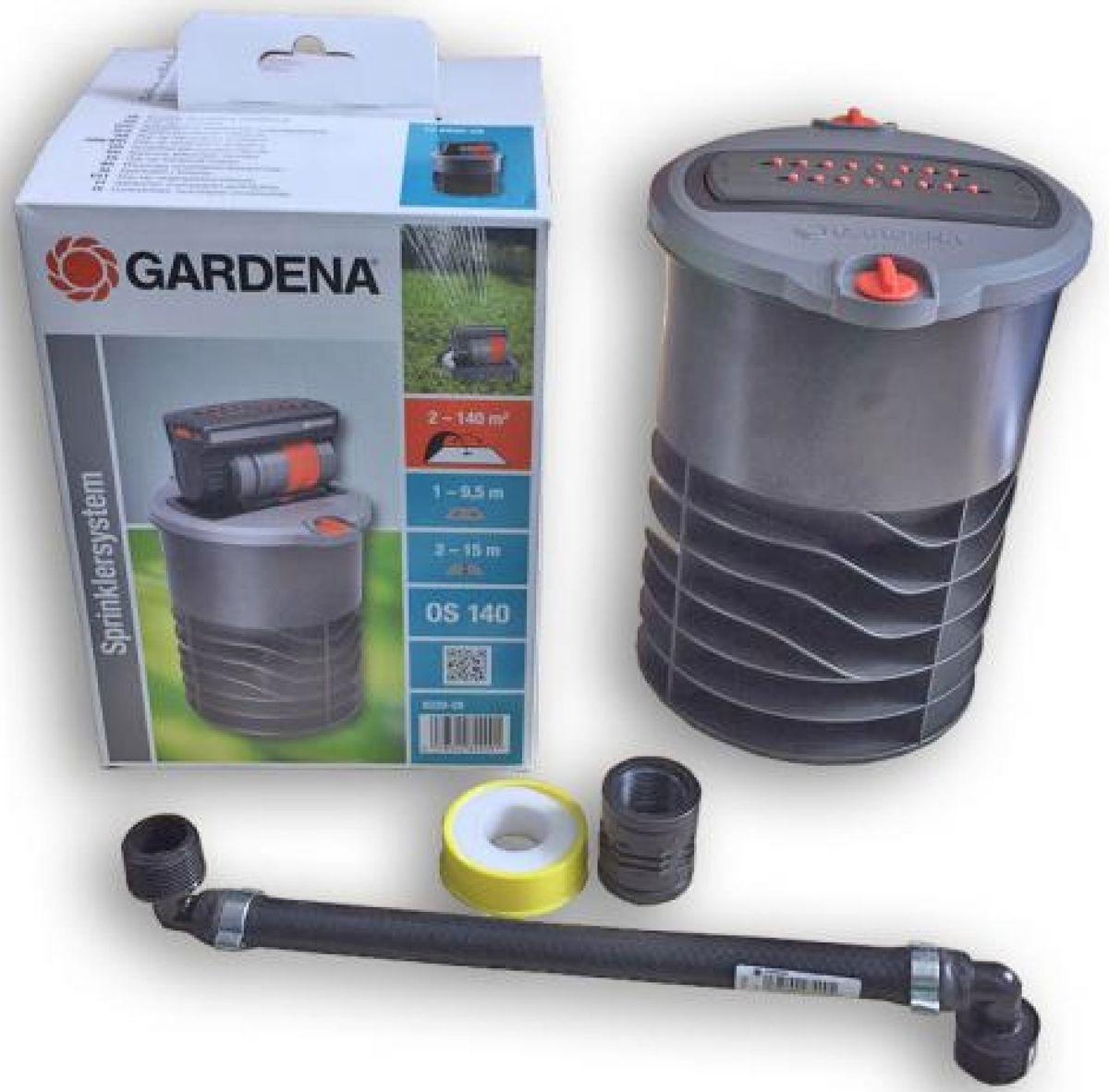 Gardena vervangset voor de r140
