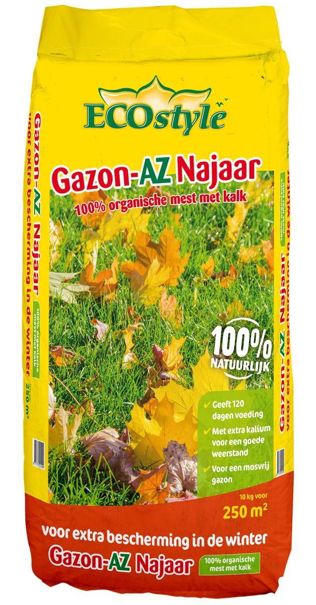Ecostyle gazon-az najaar 10 kg