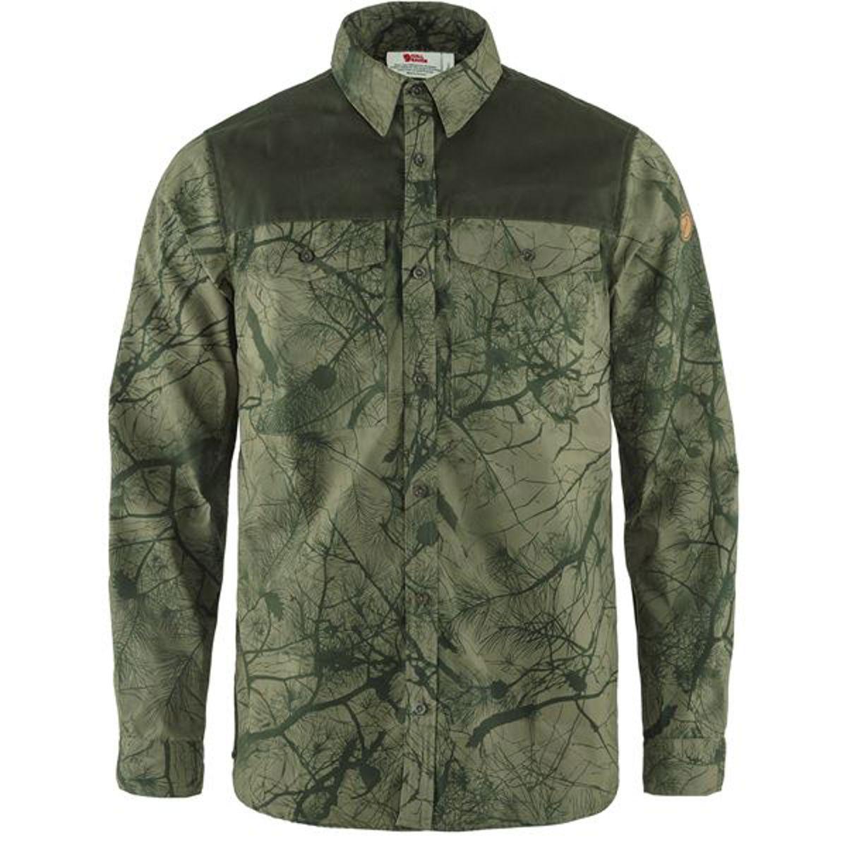 Fjällräven värmland g-1000 shirt l
