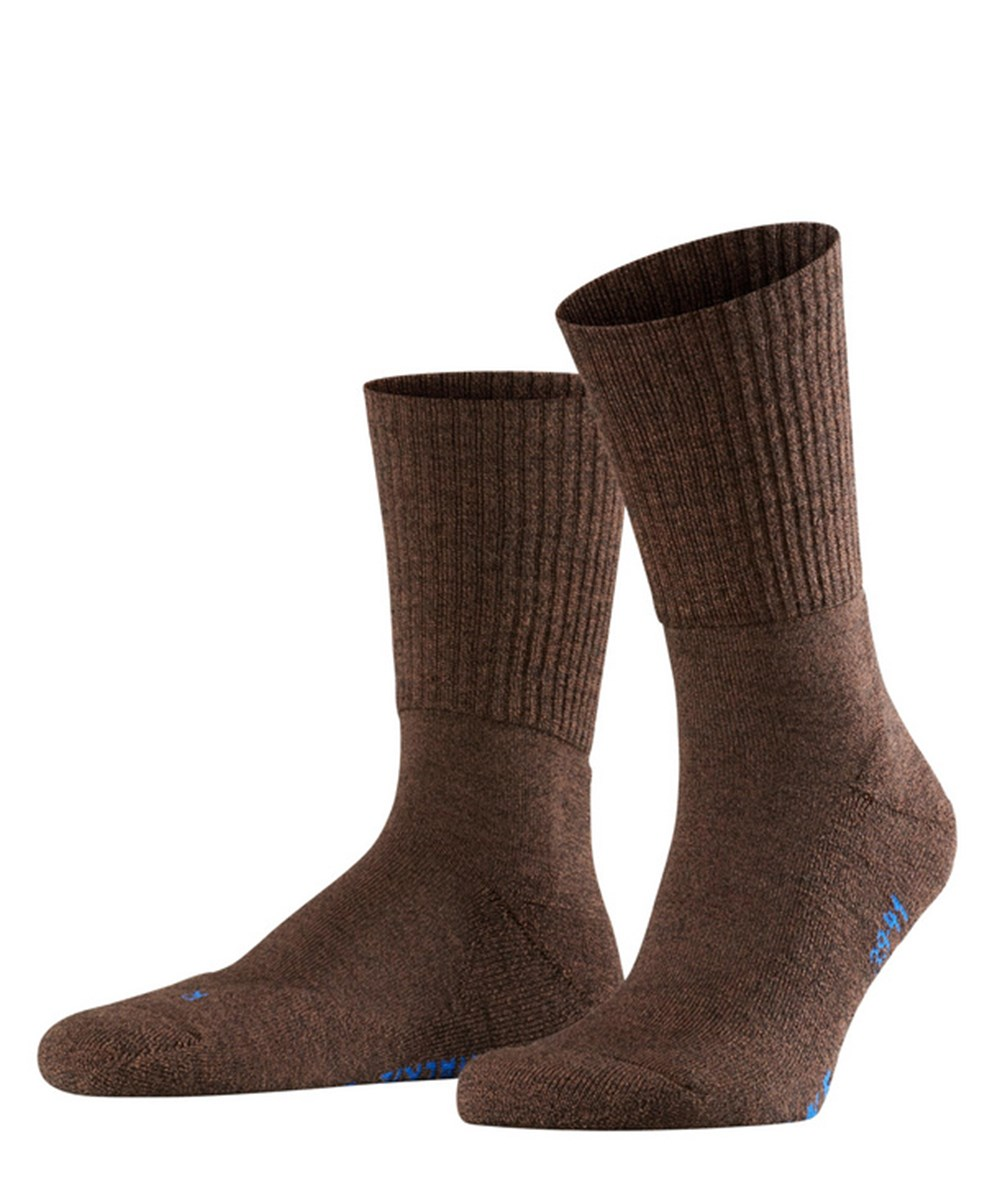 Falke walkie light bruin sokken 37 - 48