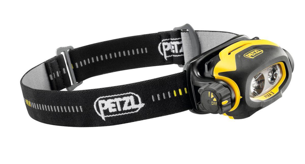 Petzl pixa 3 hoofdlamp 100 lumen